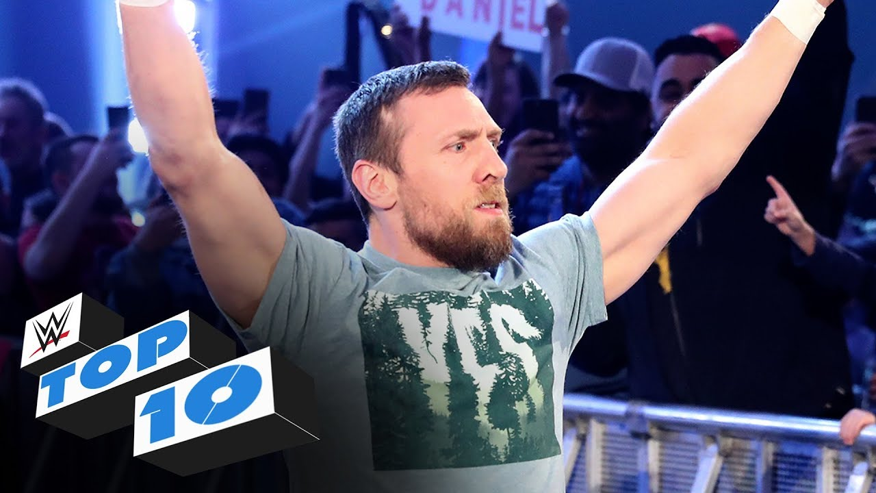 Top 10 Friday Night SmackDown moments: WWE Top 10, Feb. 14, 2020