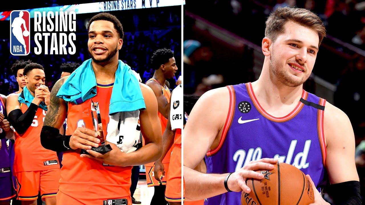 2020 NBA Rising Stars Game   2020 NBA All-Star