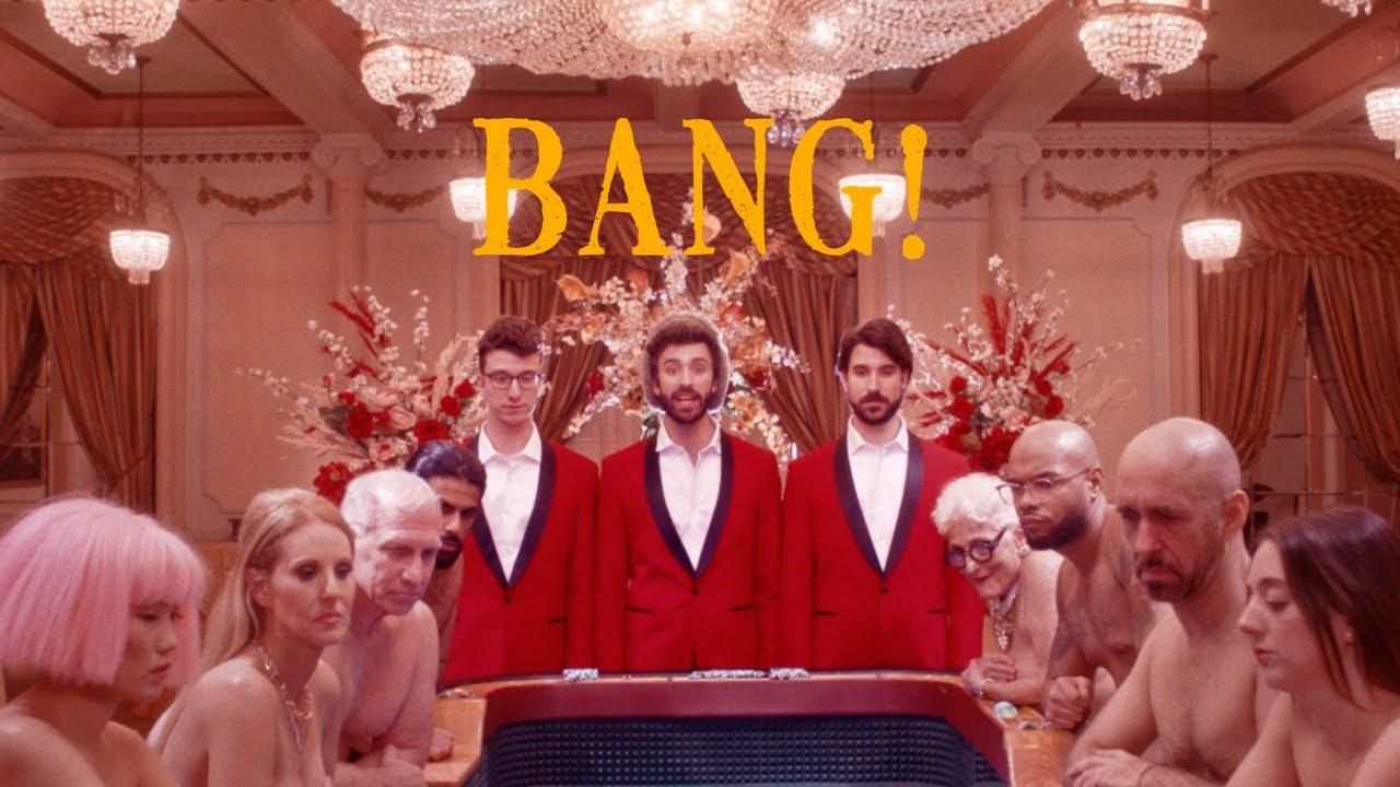 AJR – BANG! (Official Video)