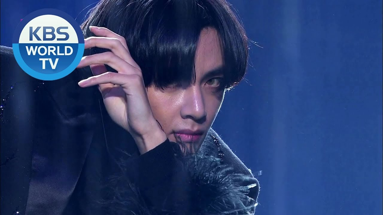 BTS (방탄소년단) – Black Swan [Music Bank / 2020.02.28]