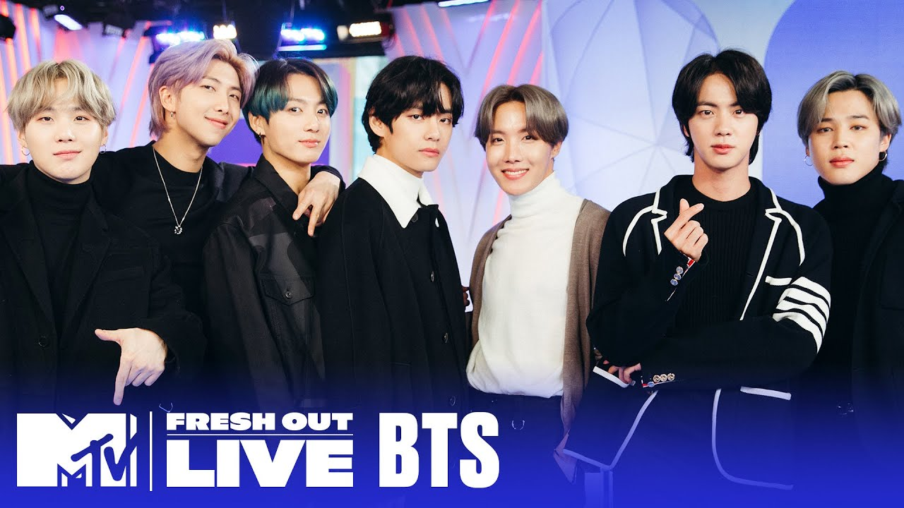 BTS Reveals the Meaning Of 'On' + EXCLUSIVE INTERVIEW | #MTVFreshOut