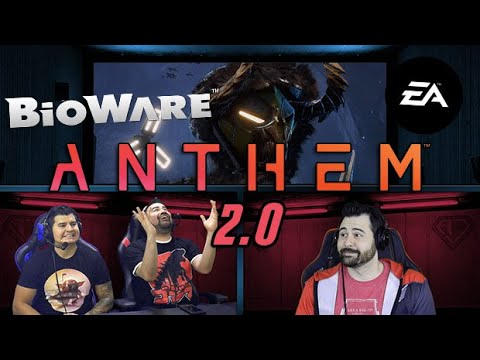 Bioware CONFIRMS Anthem 2.0 Overhaul Coming!