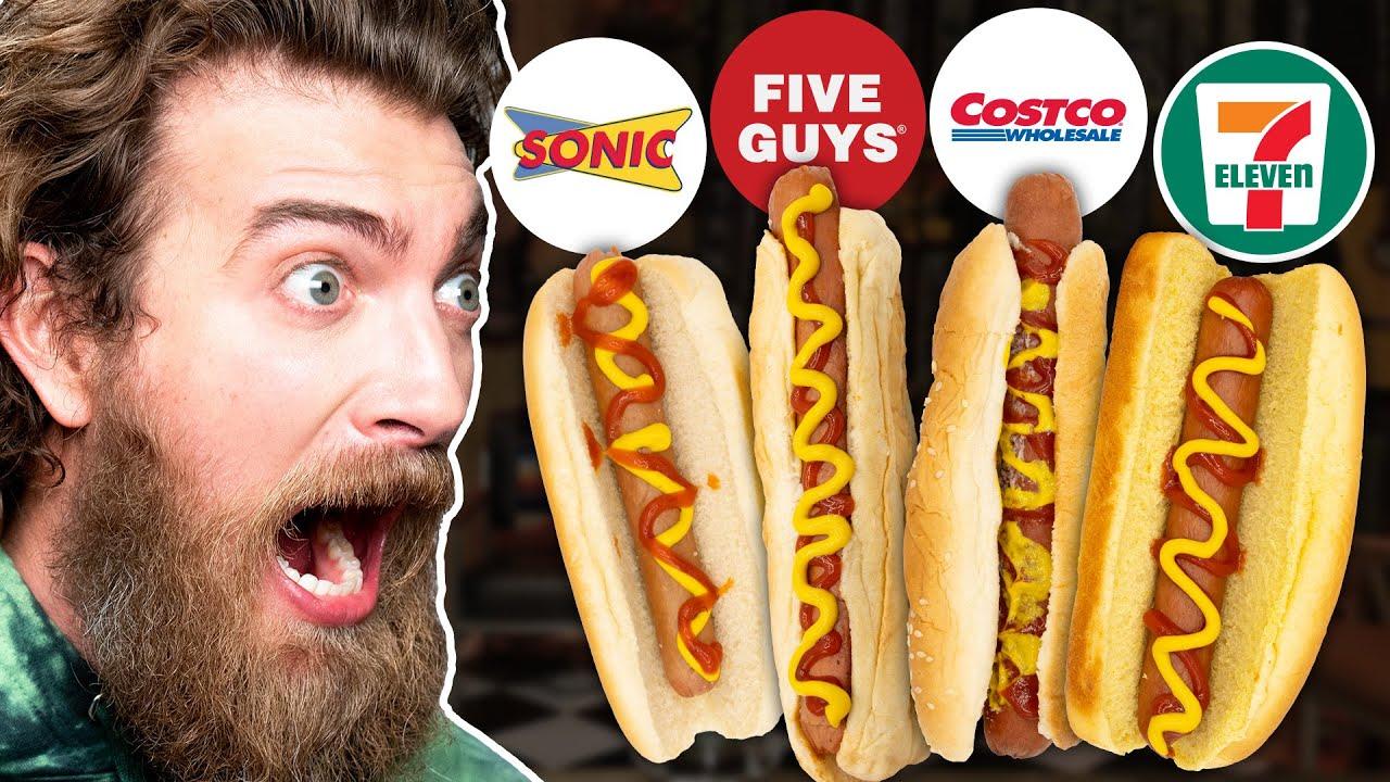 Blind Hot Dog Taste Test