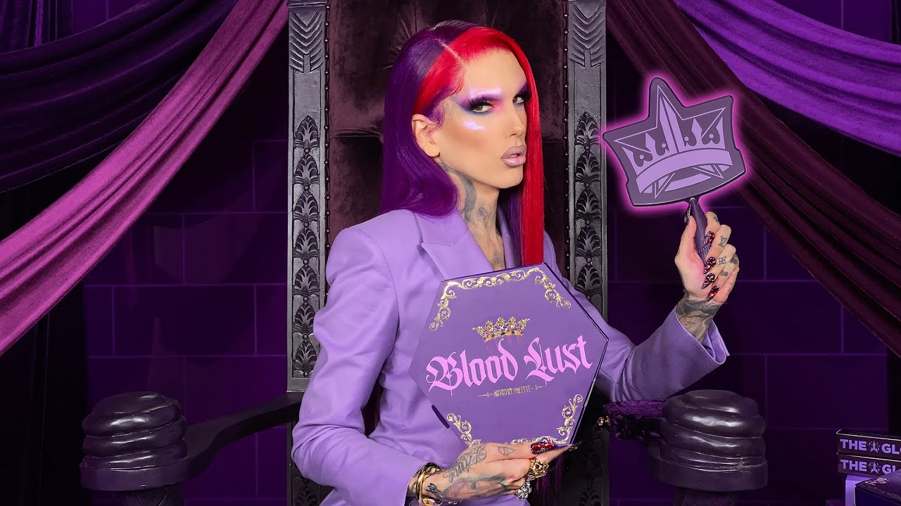 Blood Lust ? Palette & Collection Reveal! | Jeffree Star Cosmetics