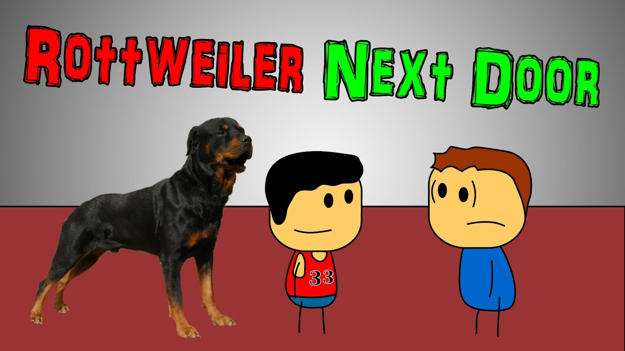 Brewstew – Rottweiler Next Door