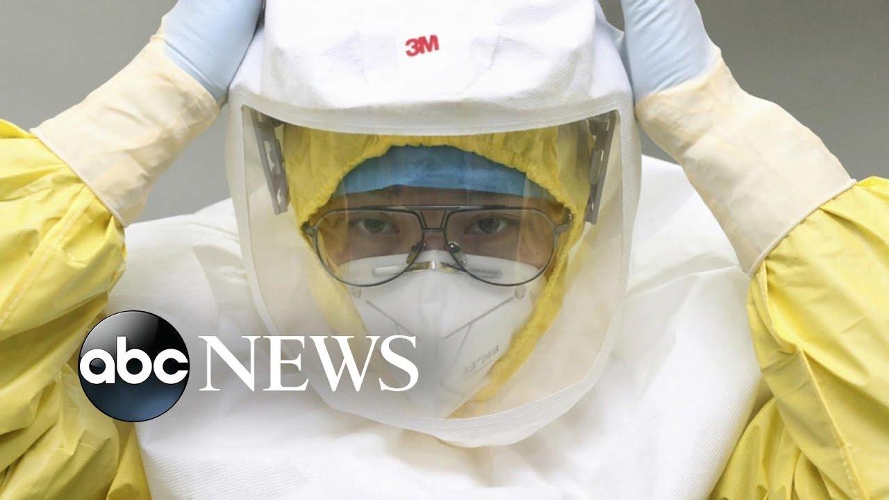 CDC warns coronavirus outbreak will worsen
