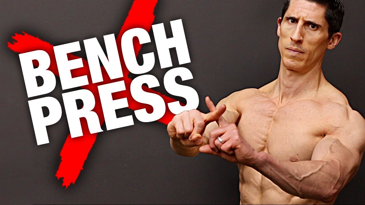 Can't Build a BIG CHEST with Bench Press? Just Do THIS!!