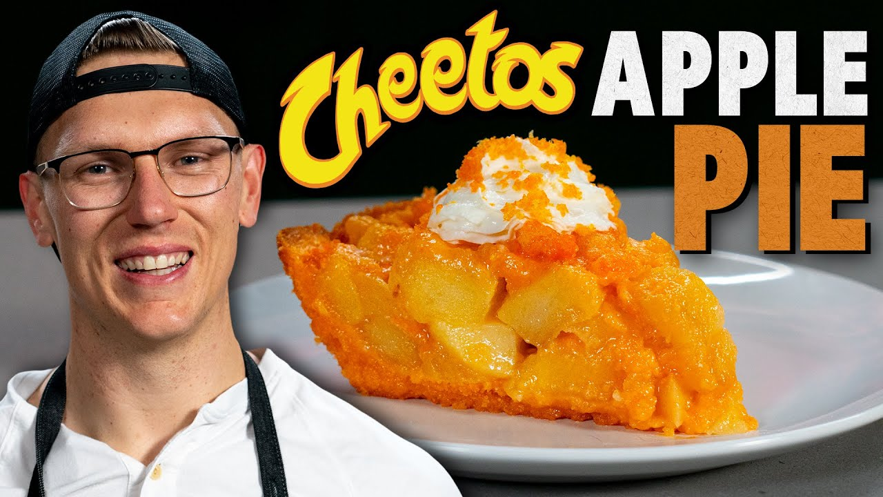 Cheetos Apple Pie Recipe | Mythical Kitchen