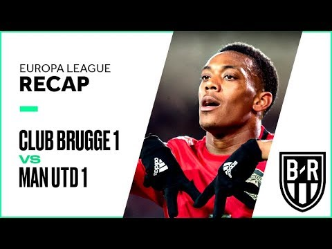 Club Brugge 1-1 Manchester United: Europa League Recap with Goals, Highlights and Best Moments