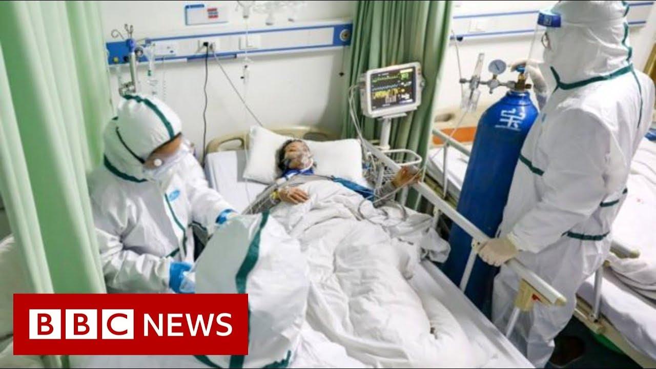 Coronavirus kills 97 in deadliest day so far – BBC News