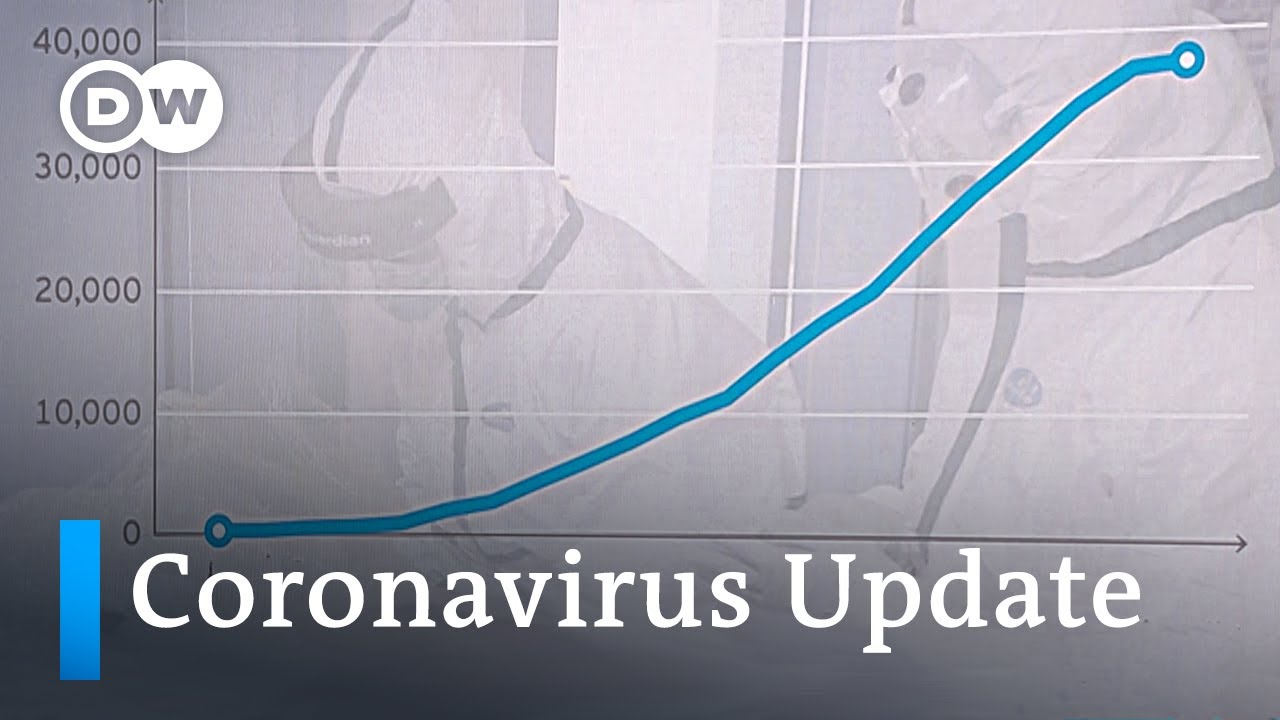 'Coronavirus stabilising infection rate is not a sign of relief' experts warn | DW News
