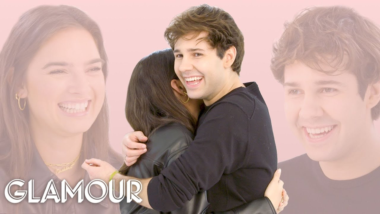 David Dobrik and Natalie Noel Take A Friendship Test | Glamour