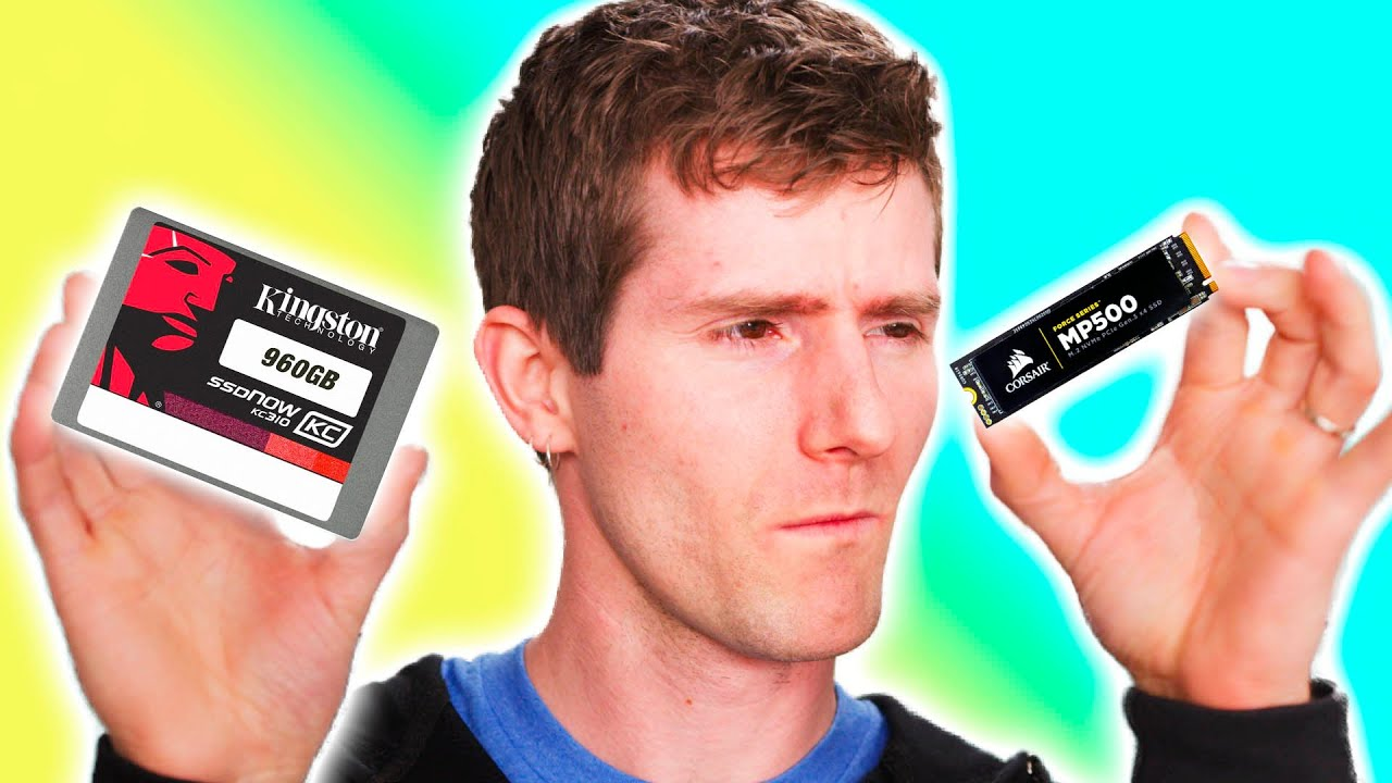 Does a Faster SSD Matter for Gamers?? – $h!t Manufacturers Say