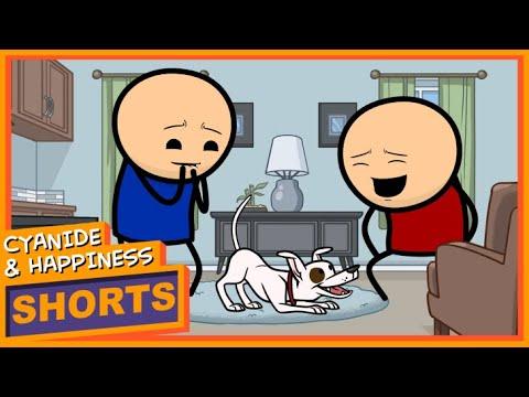 Dog Tricks – Cyanide & Happiness Shorts