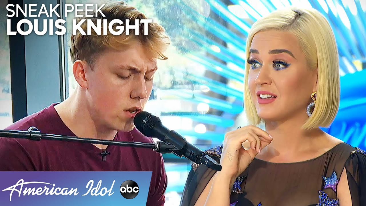 EARLY RELEASE: Is Louis Knight the BIGGEST Star Our Judges Have Ever Seen? – American Idol 2020