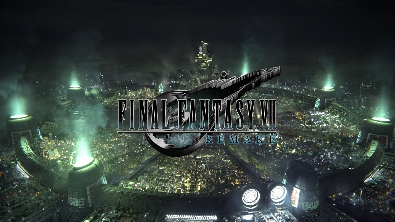 FINAL FANTASY VII REMAKE – Opening Movie