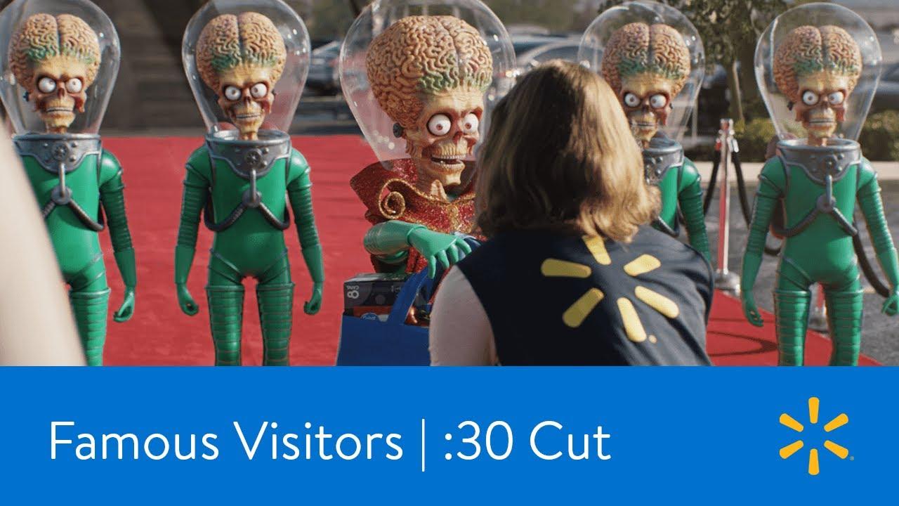 Famous Visitors   :30 Cut