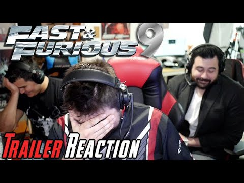 Fast and Furious 9 – Angry Trailer Reaction!