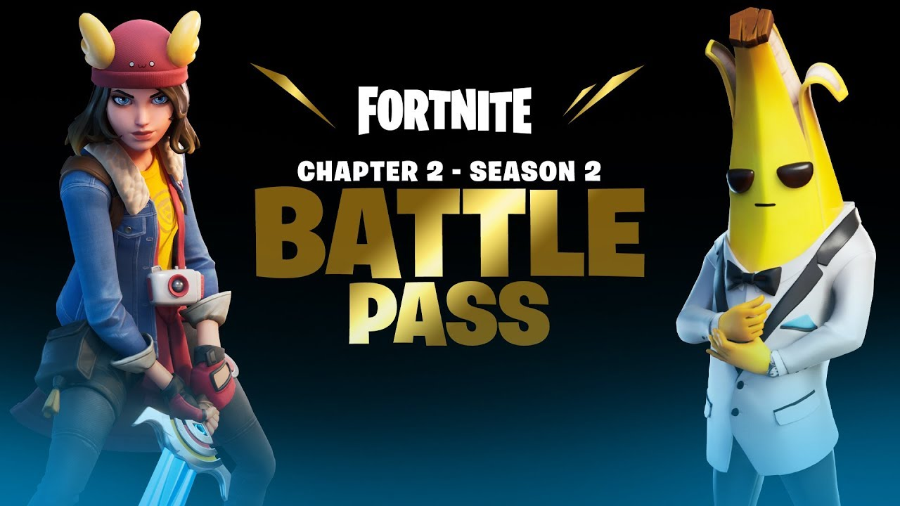 Fortnite Chapter 2 – Season 2 | Battle Pass Gameplay Trailer