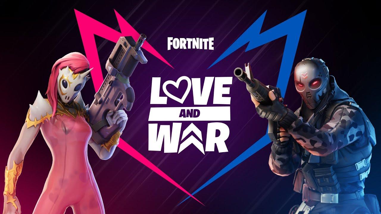 Fortnite – Love and War