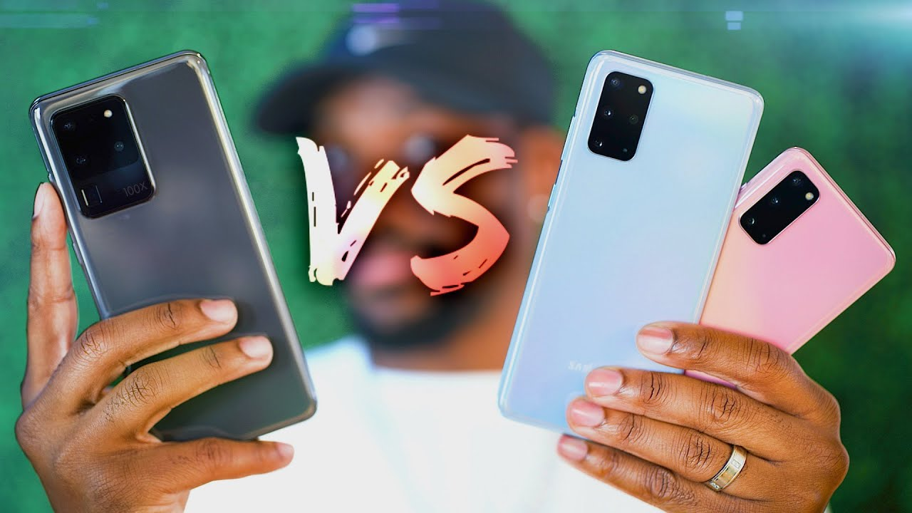 Galaxy S20 vs S20 ULTRA Hands On! – What's the Difference?