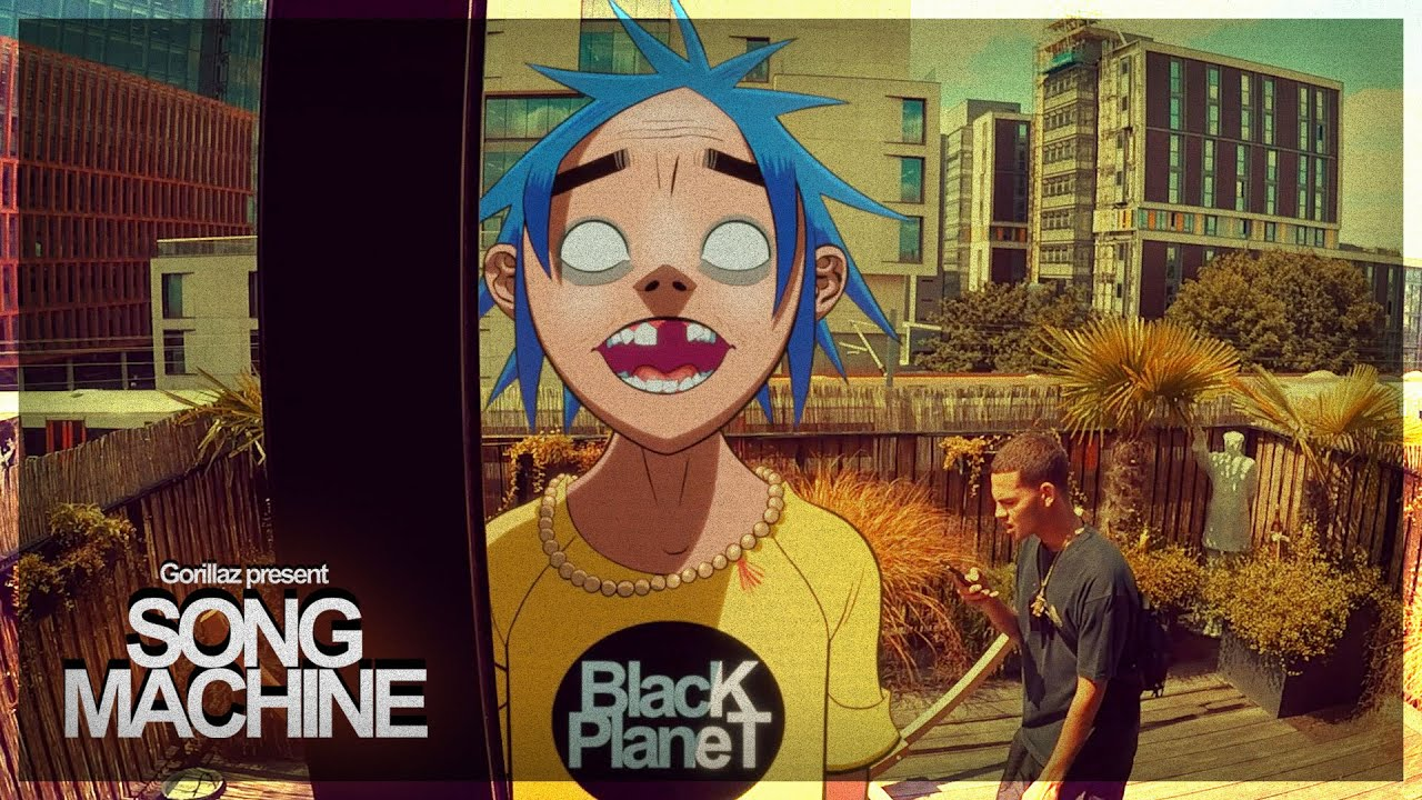 Gorillaz – Momentary Bliss ft. slowthai & Slaves (Episode One)