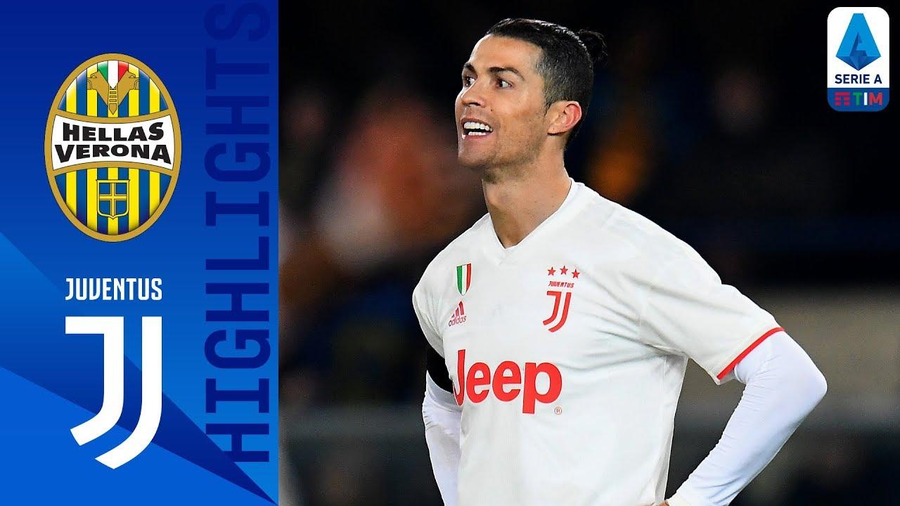 Hellas Verona 2-1 Juventus | Juventus Stunned By Verona Comeback! | Serie A TIM