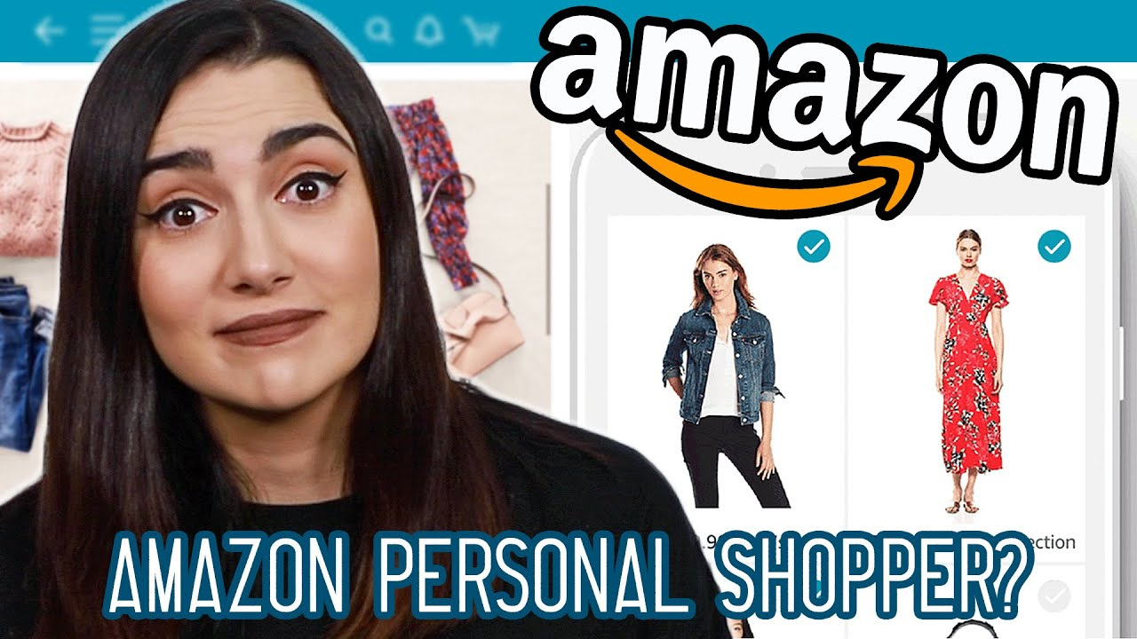 I Got Styled By An Amazon Personal Shopper