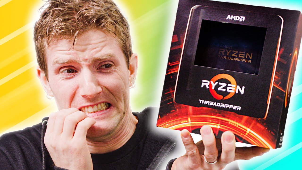 It's hard to watch, but I can't look away – Threadripper 3990X