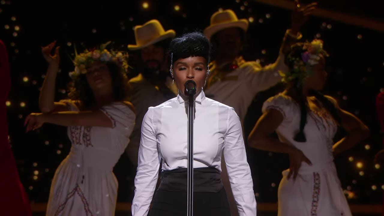 Janelle Monáe – Come Alive [Live at The Oscars 2020]