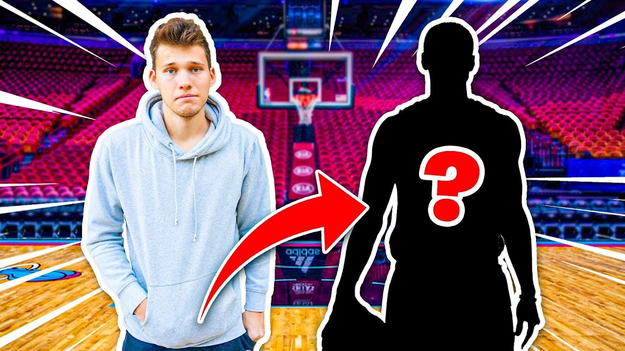 Jesser LOST in 1v1 BASKETBALL to this GUY!?