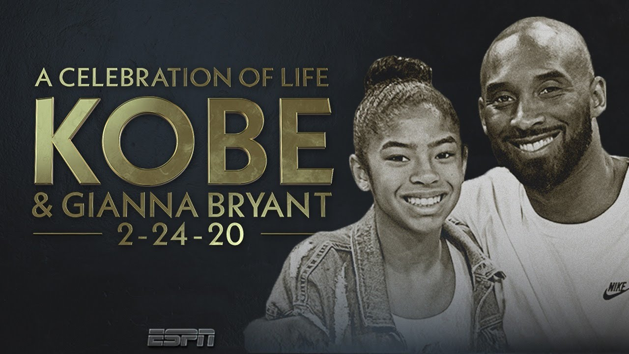 Kobe Bryant Memorial LIVE: A Celebration of Life for Kobe and Gianna Bryant