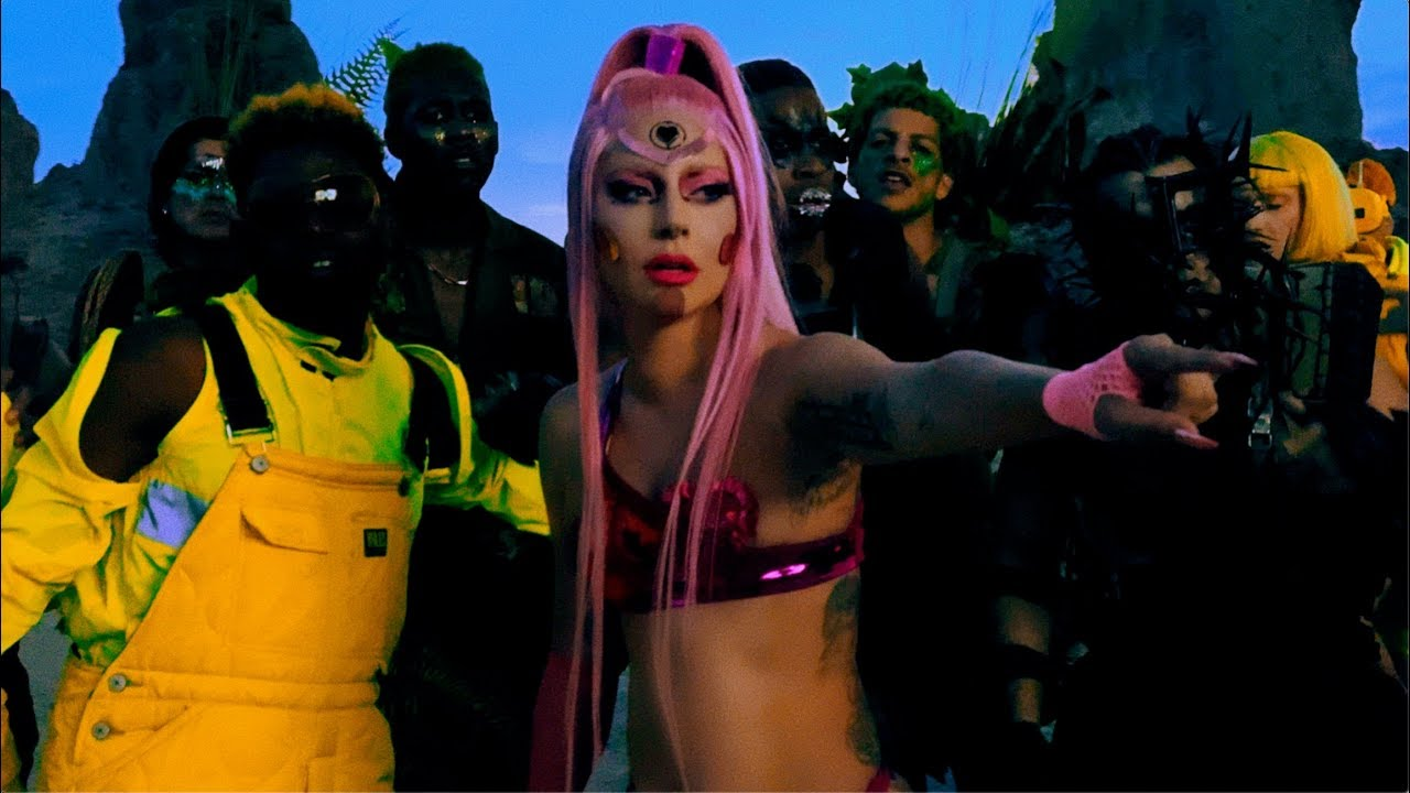 Lady Gaga – Stupid Love (Teaser)