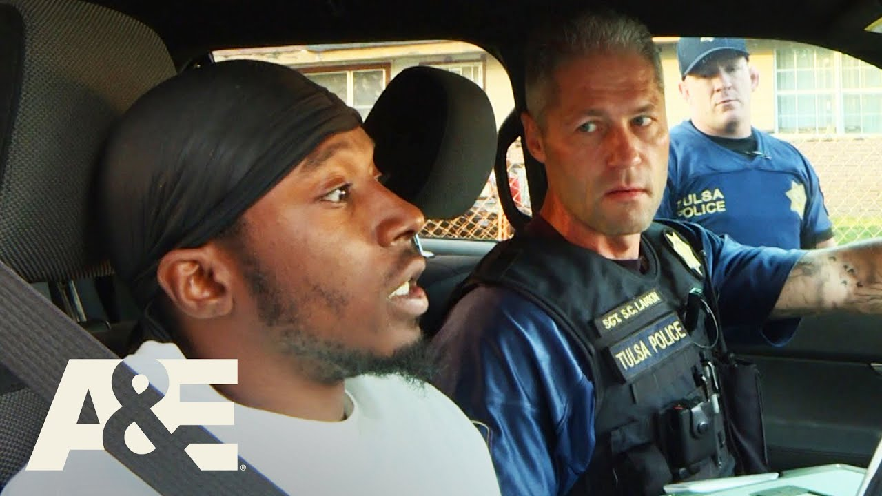 Live PD: Most Viewed Moments from Tulsa, Oklahoma (Part 2) | A&E