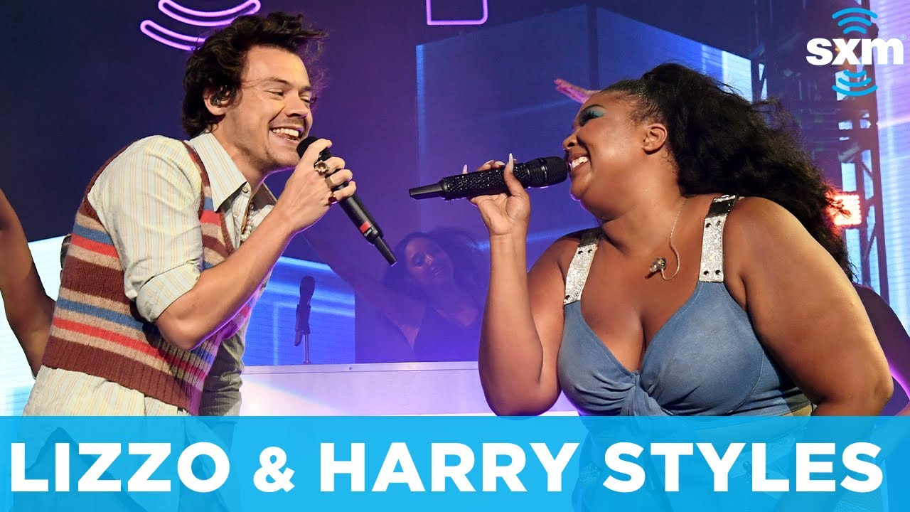 Lizzo ft. Harry Styles – Juice [LIVE @ The Fillmore Miami Beach] | SiriusXM
