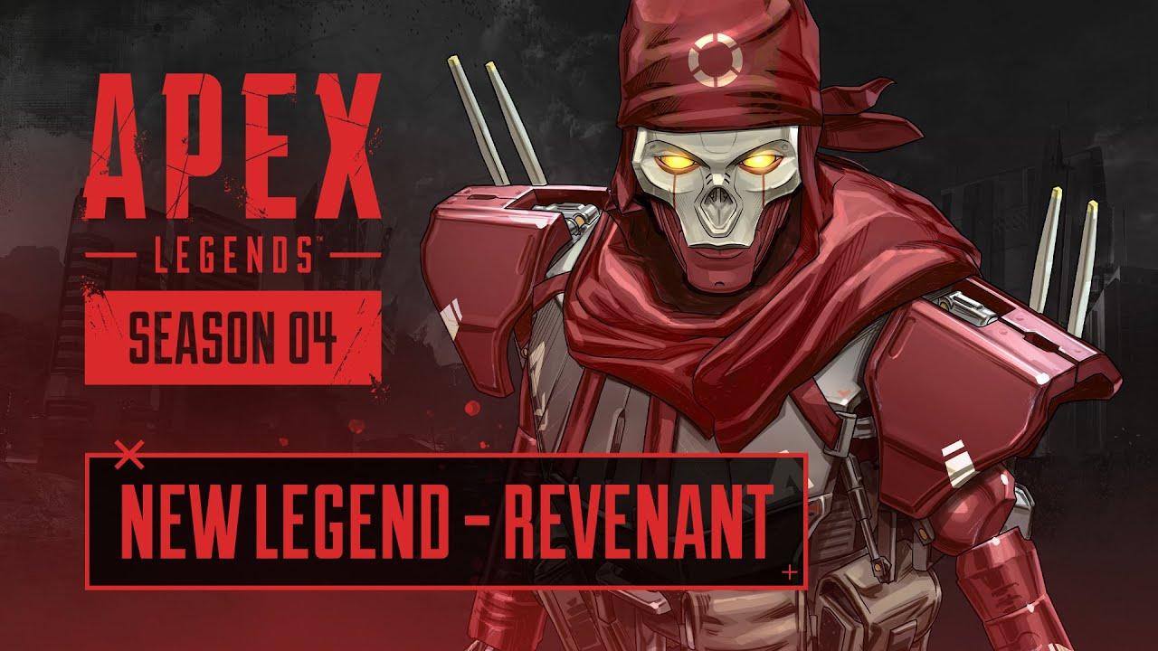 Meet Revenant – Apex Legends Character Trailer
