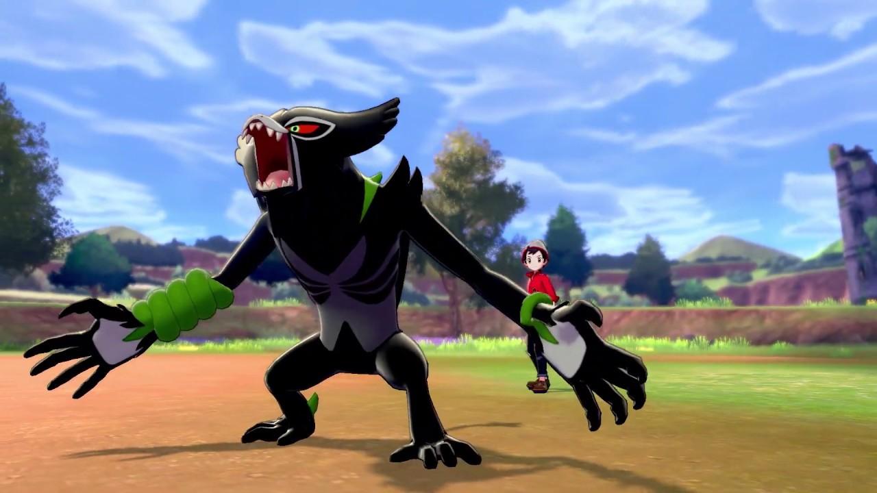 Meet Zarude, the Rogue Monkey Pokémon in #PokemonSwordShield!