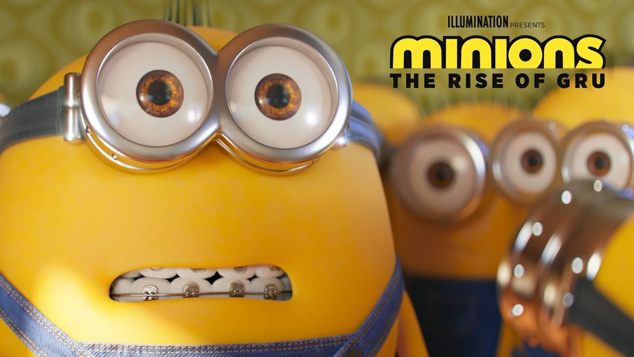 Minions: The Rise of Gru – Get Ready