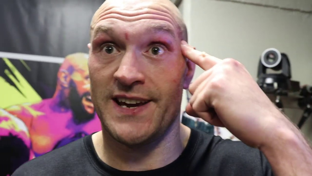 'NOBODY LISTENED' – TYSON FURY REACTS TO STUNNING KNOCKOUT OF DEONTAY WILDER IN LAS VEGAS