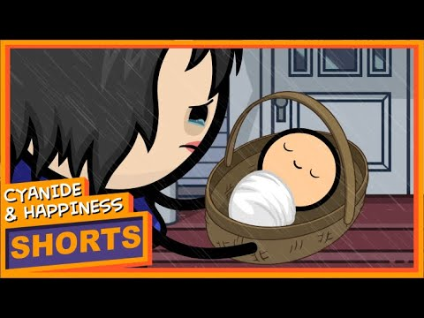 Orphan – Cyanide & Happiness Shorts