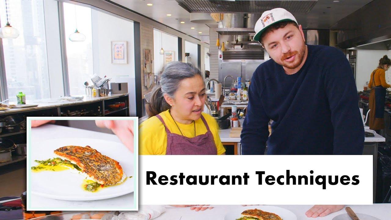 Pro Chefs Share Their Top Restaurant Kitchen Tips | Test Kitchen Talks | Bon Appétit