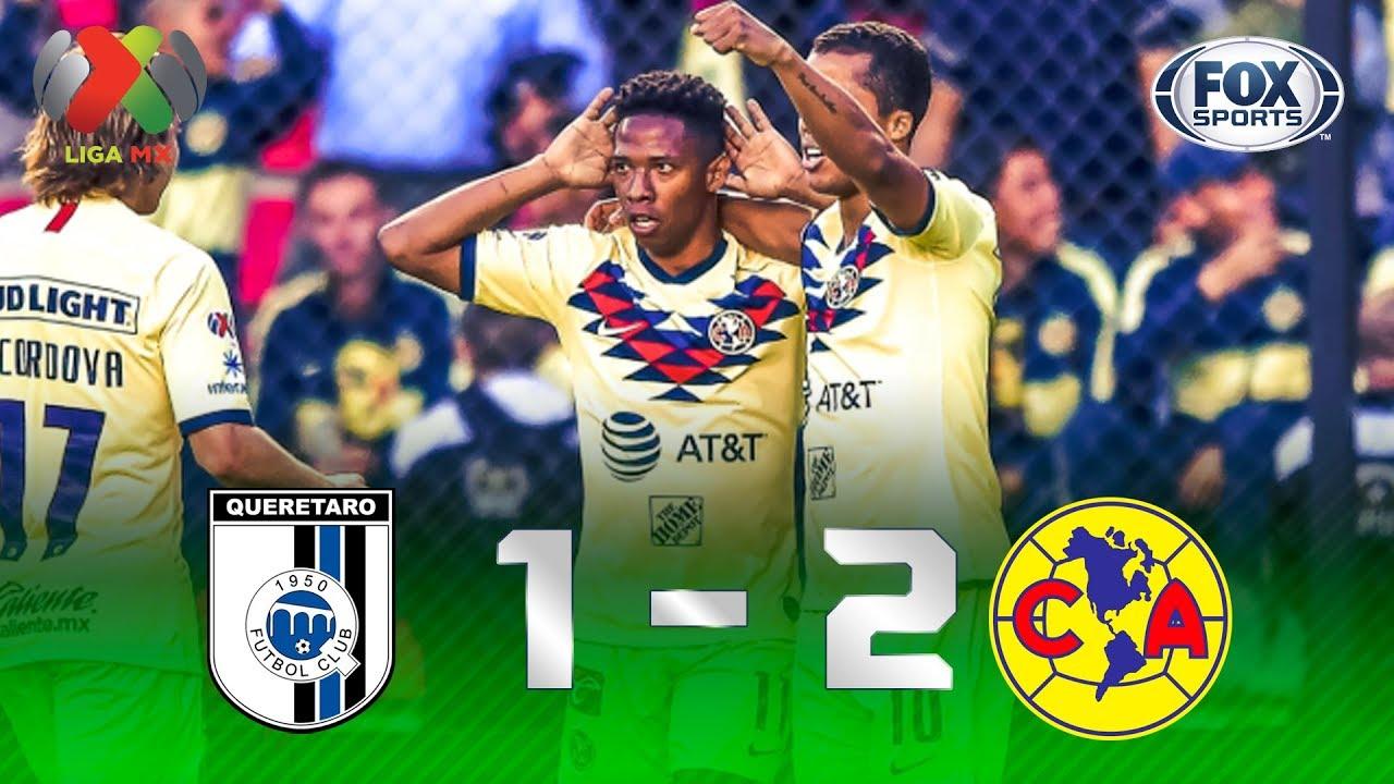 Querétaro – América [1-2] | GOLES | Jornada 5 | Liga MX