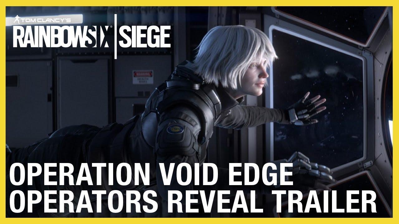 Rainbow Six Siege: Operation Void Edge – New Operators Reveal Trailer | Ubisoft[NA]