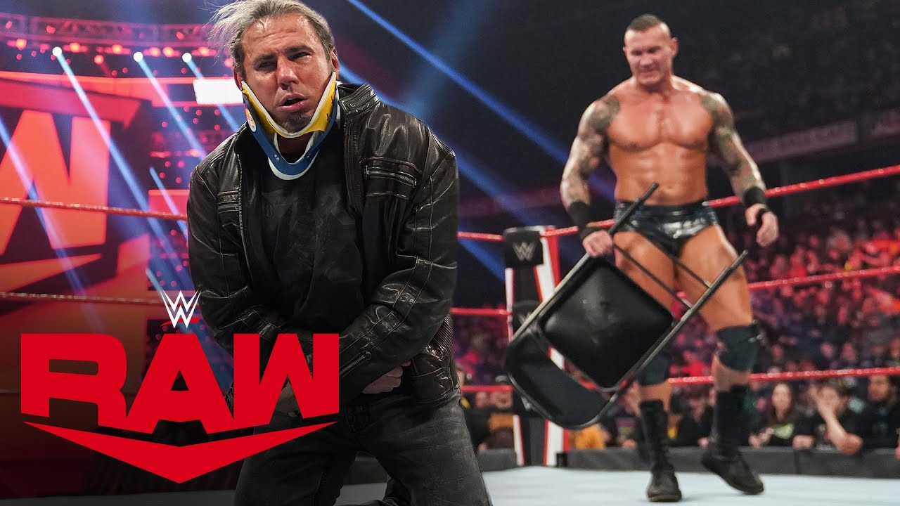 Randy Orton attacks Matt Hardy after apology to Edge: Raw, Feb. 17, 2020