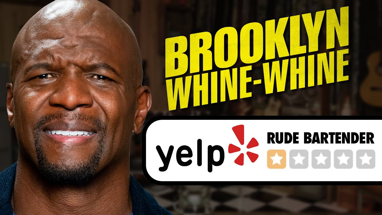 Reacting to Bad Yelp Reviews ft. Terry Crews