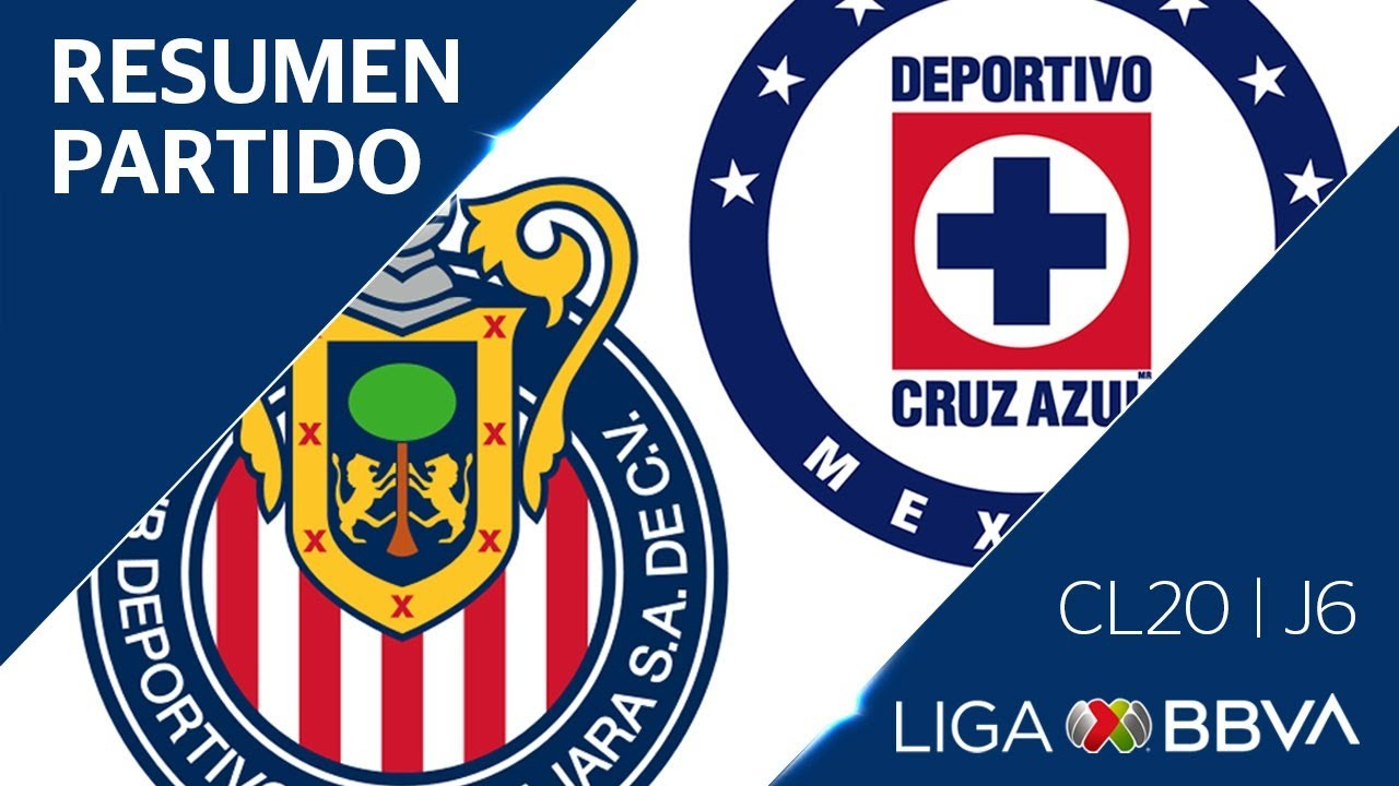 Resumen | Guadalajara 1 – 2 Cruz Azul | Liga MX – Clausura 2020  – Jornada 6 | LIGA BBVA MX