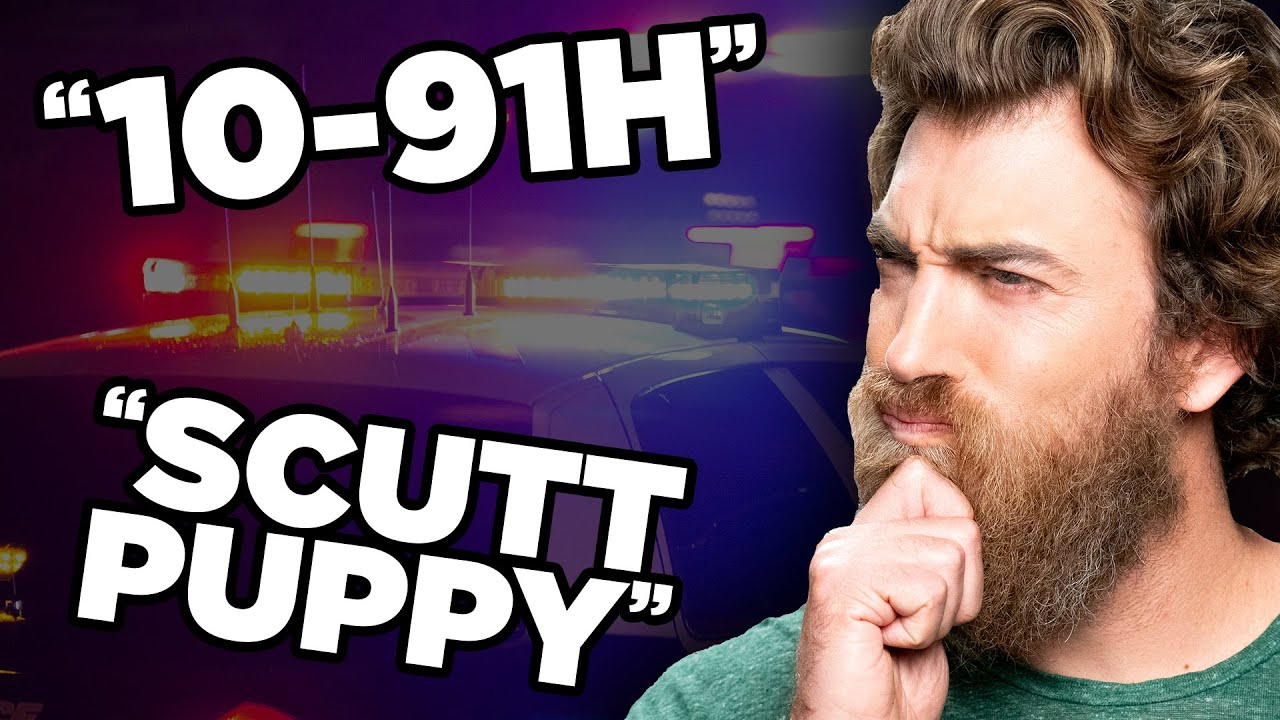 Ridiculous Medical/Police Slang (GAME)