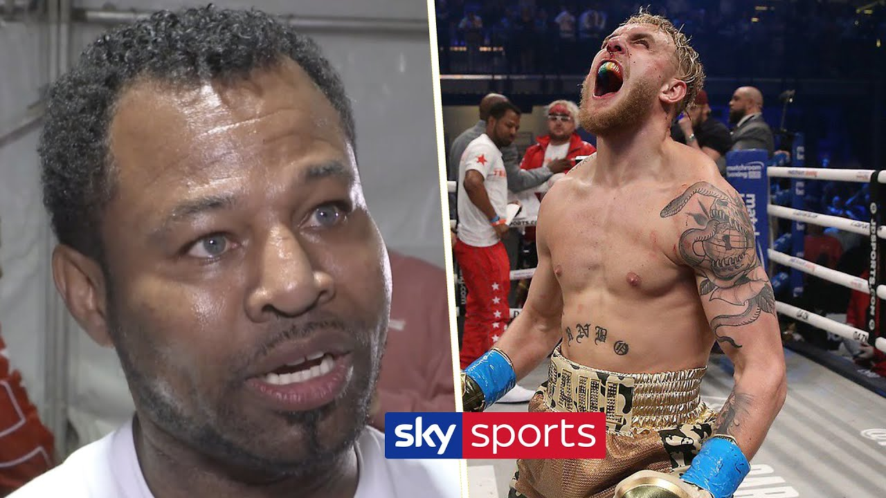 Shane Mosley sends a warning to KSI after Jake Paul's win over AnEsonGib