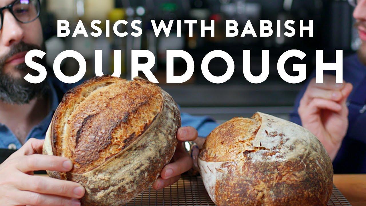 Sourdough Bread | Basics with Babish (feat. Joshua Weissman)