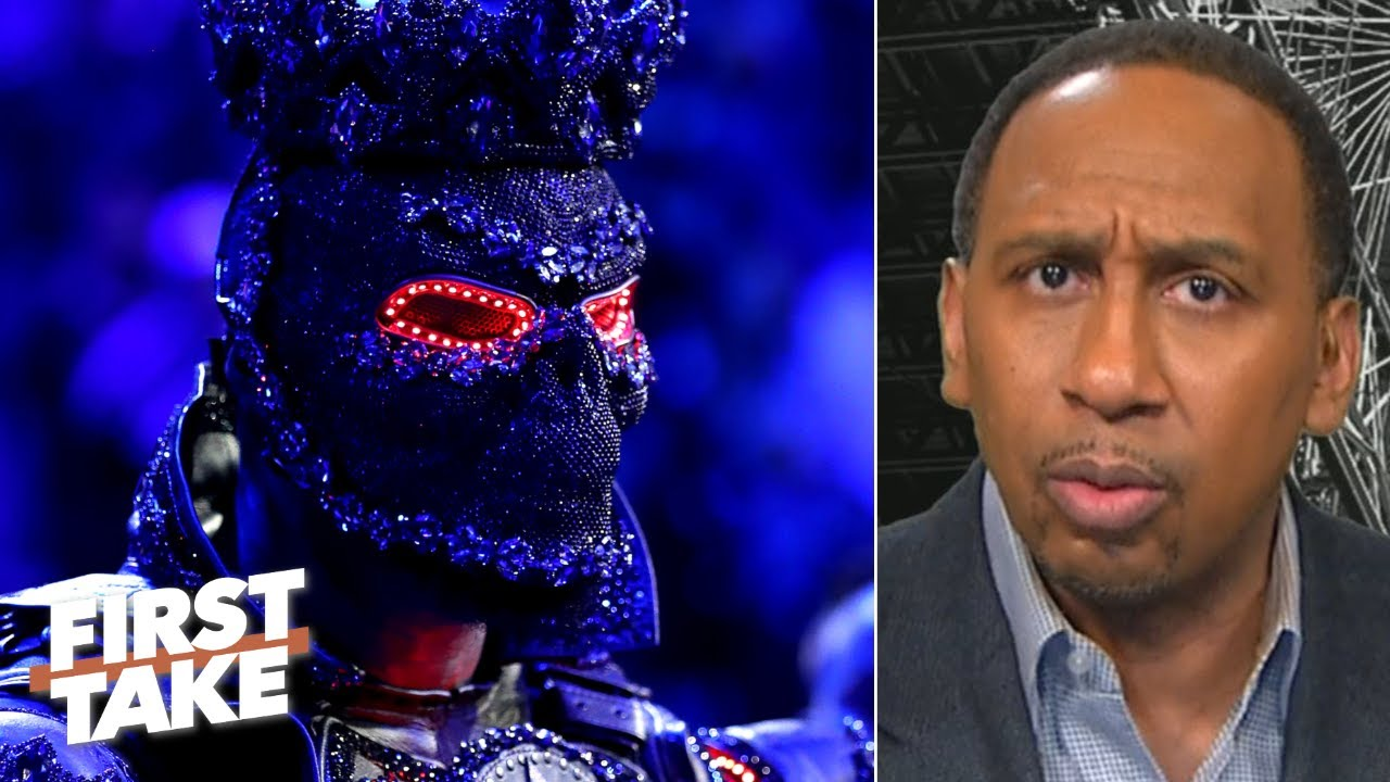 Stephen A. reacts to Deontay Wilder blaming his costume for loss to Tyson Fury | First Take